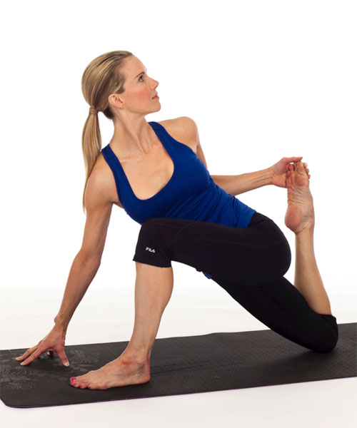 5 Yoga Poses For Higher Digestion