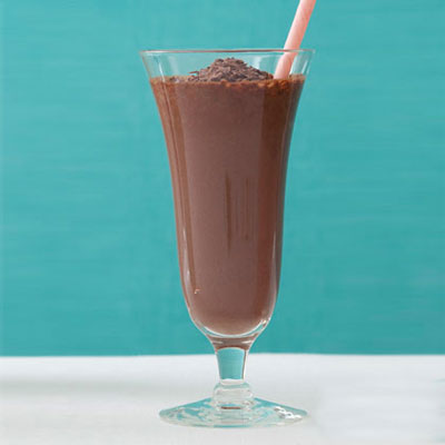 Rich fix: Ultra-Chocolate Smoothie