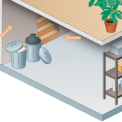 basement-mold-dehumidifier