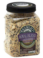 RiceSelect Royal Blend with flaxseed