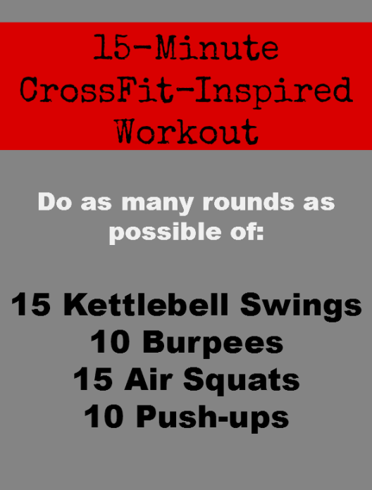 If You Push Yourself I Guarantee Youll Get A Great Full Body Workout In Short Amount Of Time