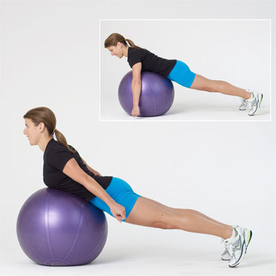 Move of the Day: Cobra on the Ball - Health
