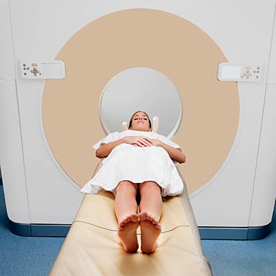 Having a mammogram, MRI, or ultrasound