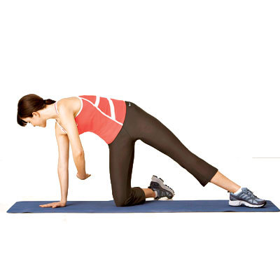 Pilates T-Stand - A