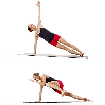 Abs: Side plank