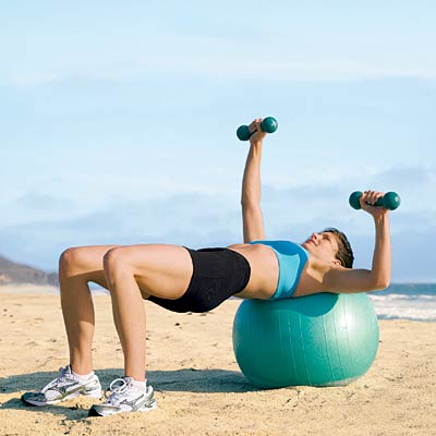 stability-ball-chest-press