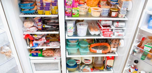 how to pack your fridge