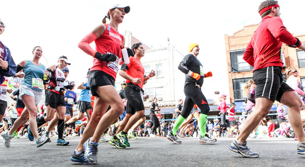 Marathon Tips: How to Run Your Best Race Ever - Fitness ...