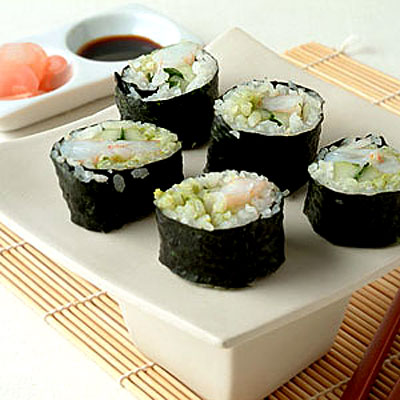 shrimp-sushi-avocado