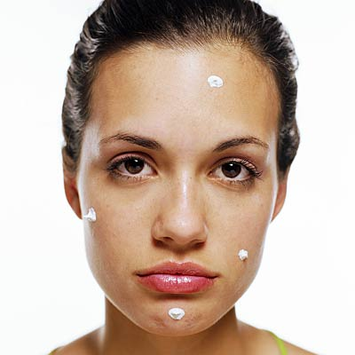 If you are prone to breakouts