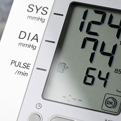 Don't worry about: Low blood pressure