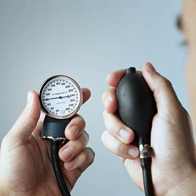 Don't worry about: A single elevated blood-pressure reading