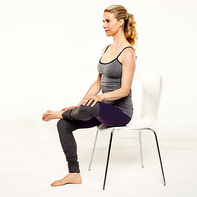 Yoga Desk Ankle To Knee
