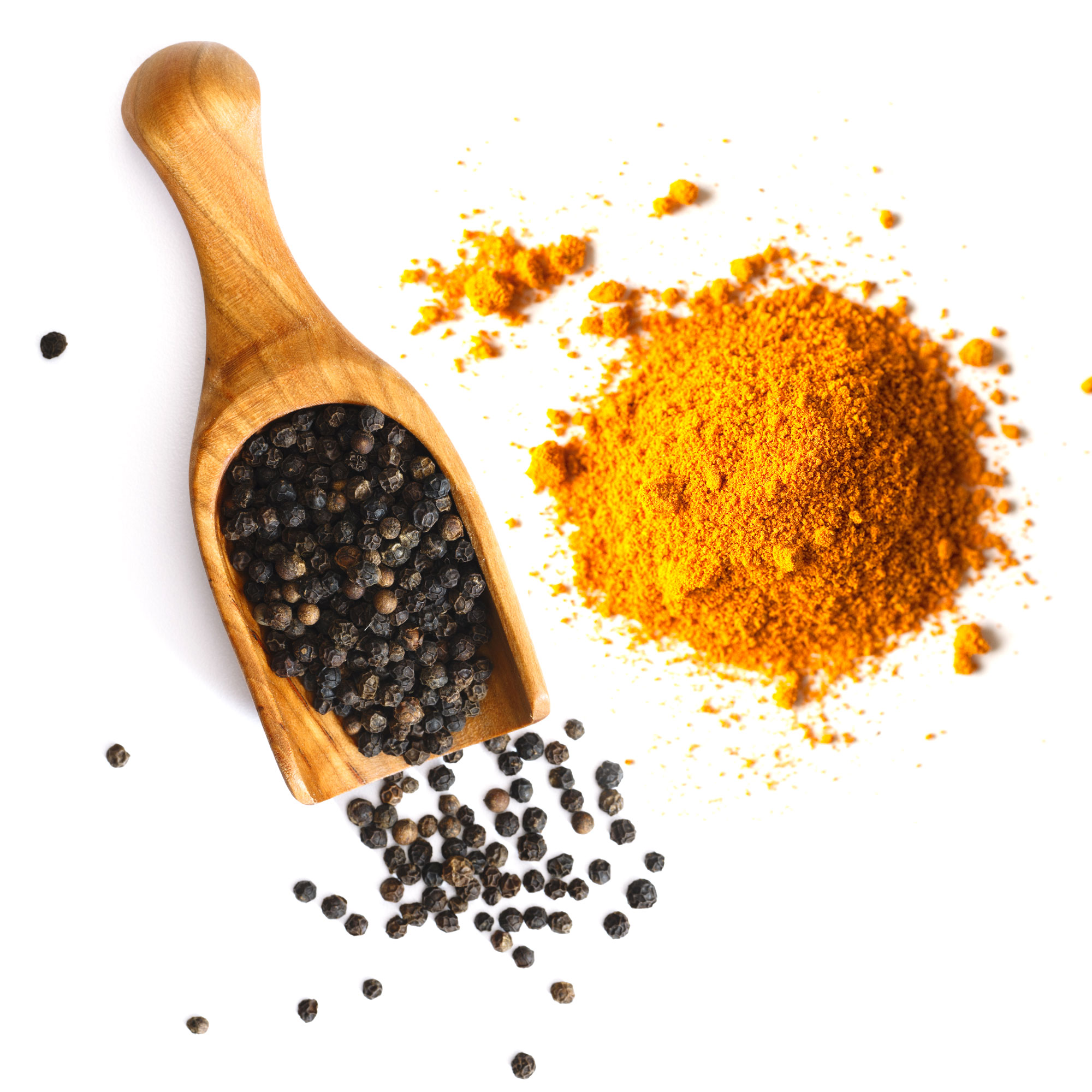 Turmeric + black pepper