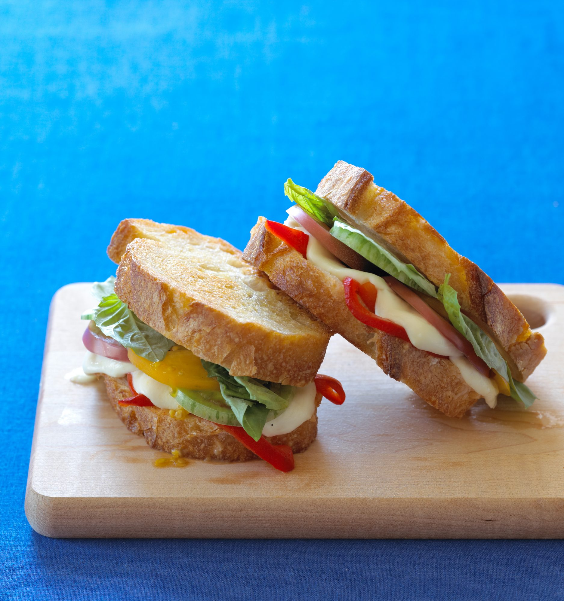 8 Vegetarian Sandwiches You'll Love