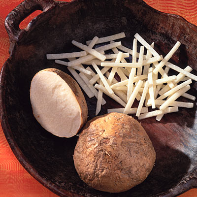 jicama-sticks
