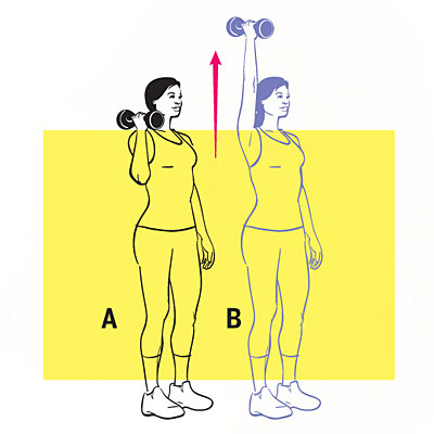 Single-Arm Overhead Press