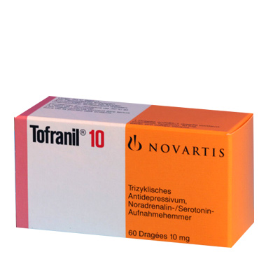 Tricyclic antidepressants (Elavil, Tofranil)