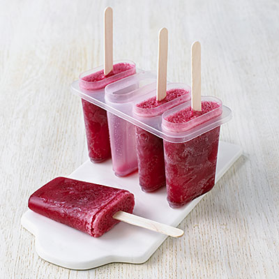 raspberry pucker pops