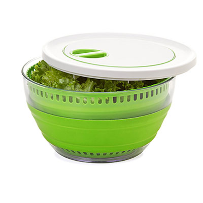 Progressive Prepworks Collapsible Salad Spinner