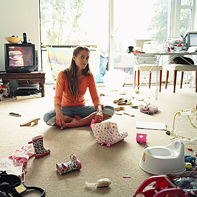 Hoarders become socially isolated