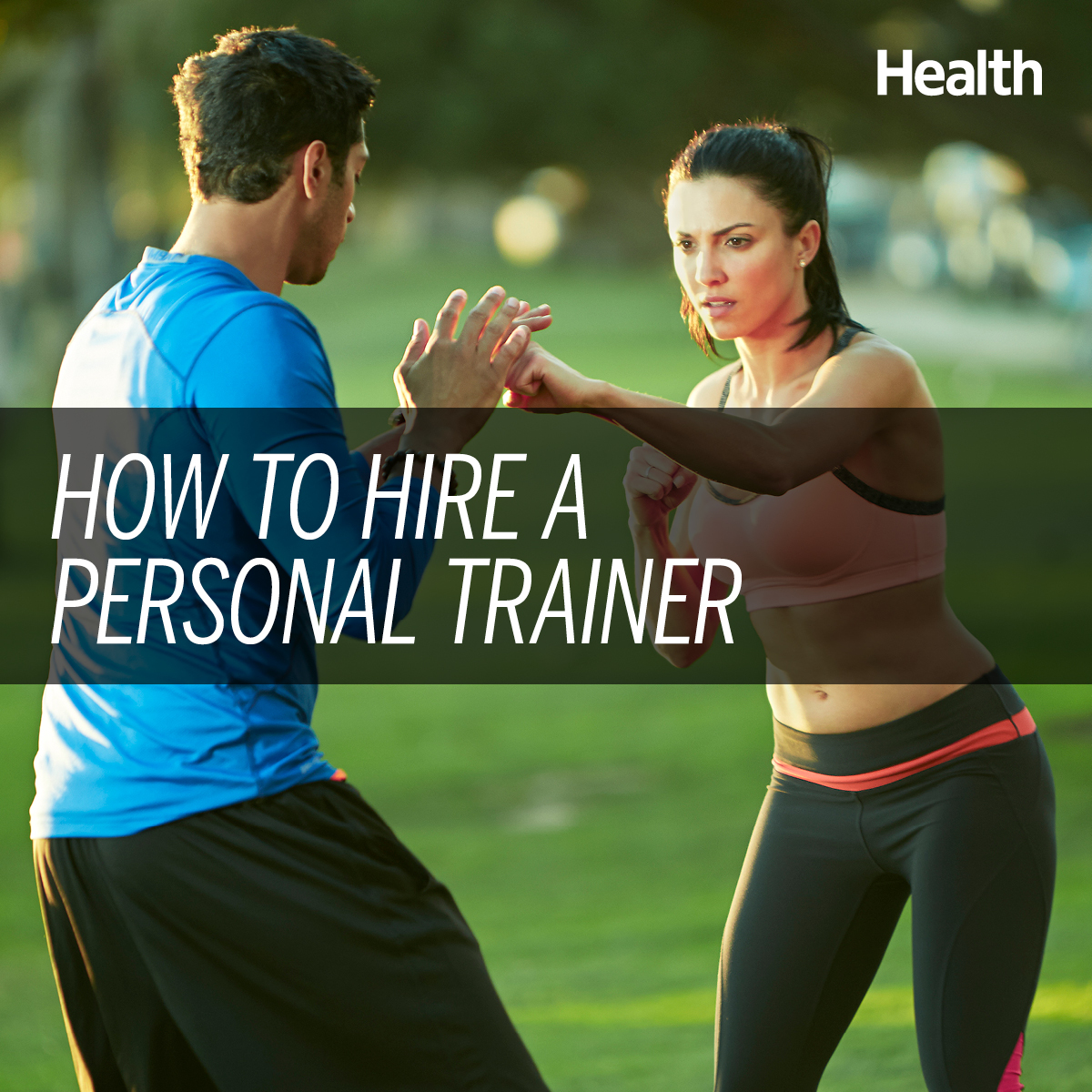 4 Rules for Hiring a Personal Trainer - Health
