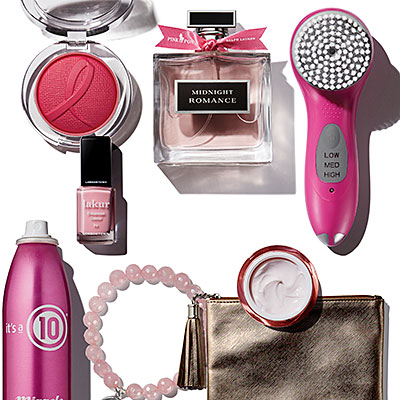 8 Beauty Products That Support Breast Cancer Research