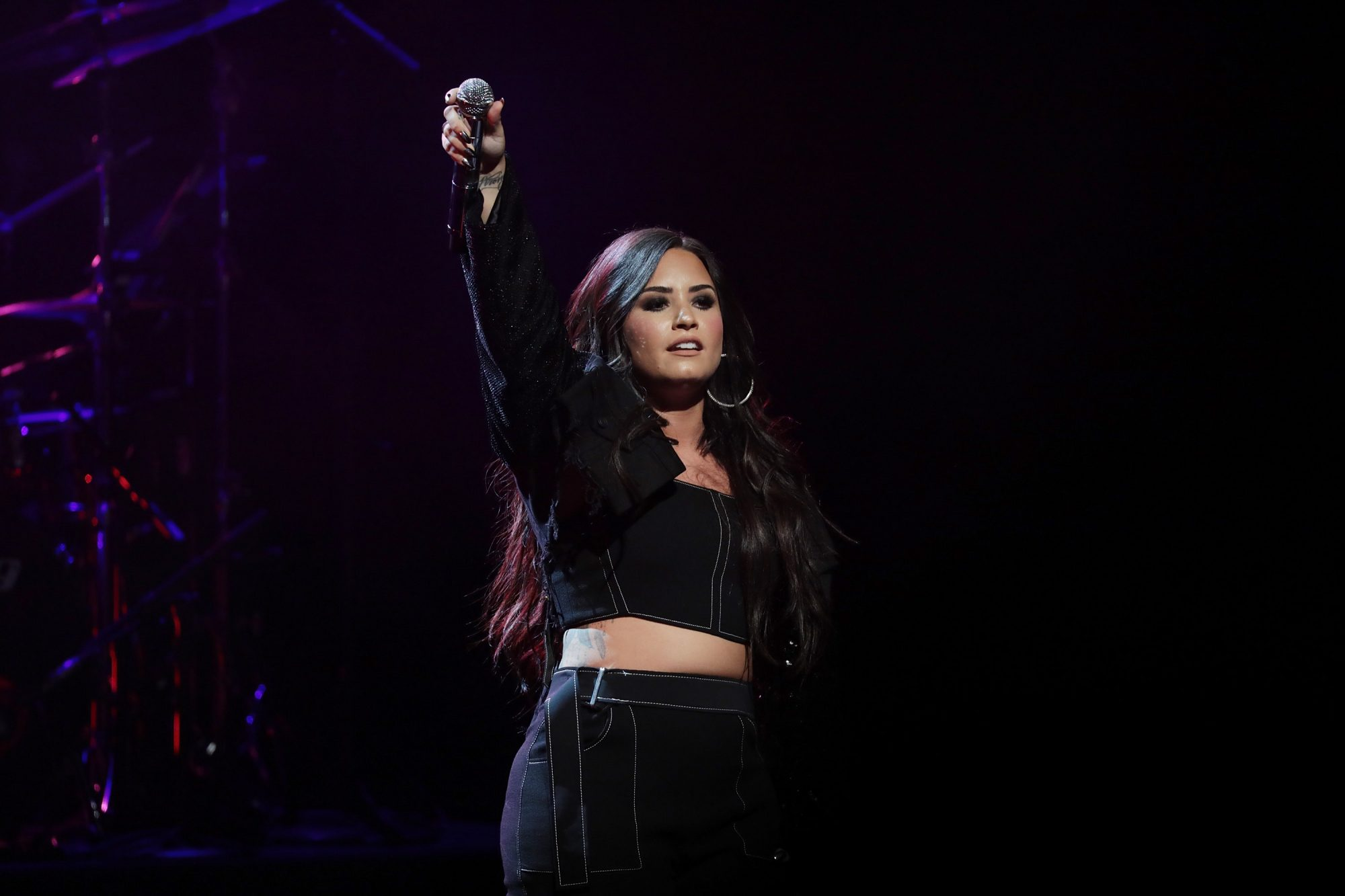 Demi Lovato Tells Fans It's Time to End the Stigma Surrounding Mental Illness