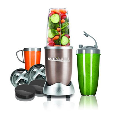 A personal blender for more complicated smoothies