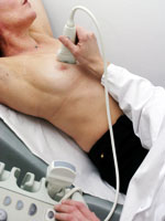 What to Expect If You're Having a Breast Ultrasound Test