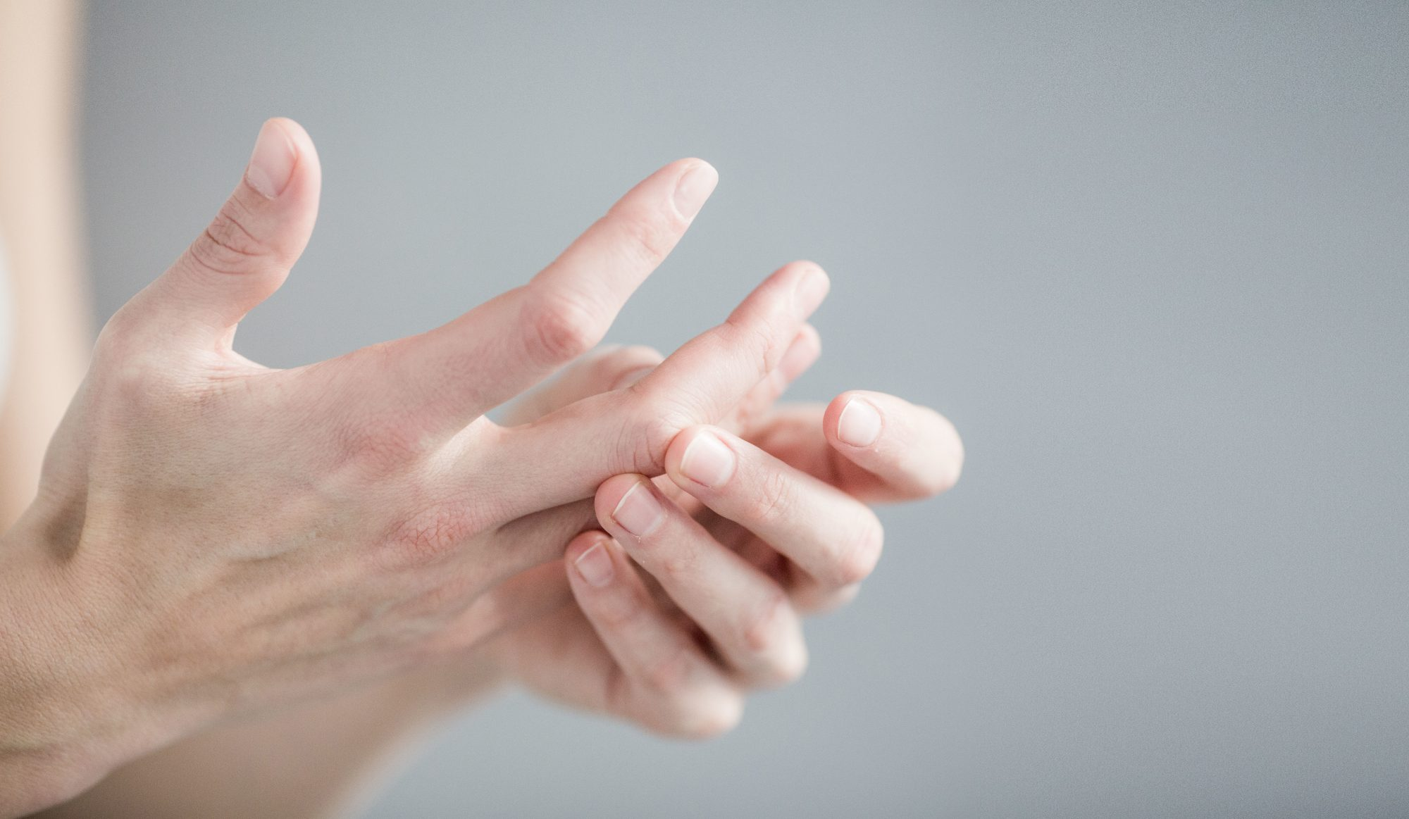 Achy Hands? Knuckle Replacement May Be An Option
