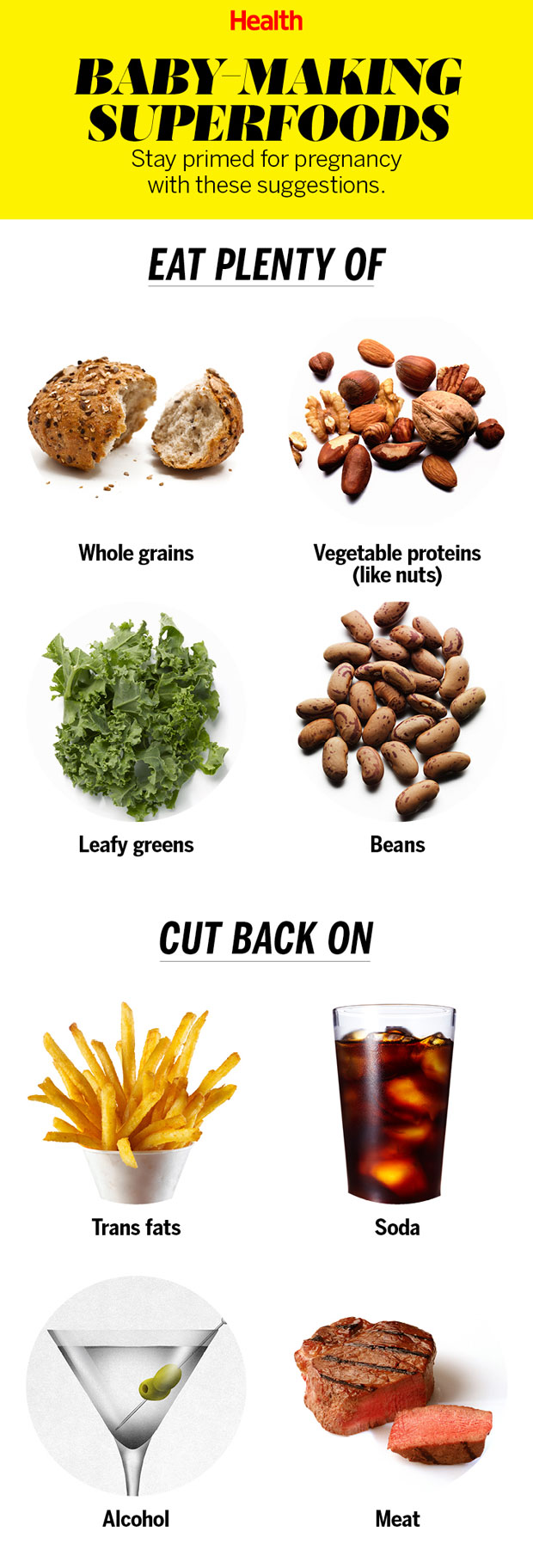 What to eat when you're trying to lose weight
