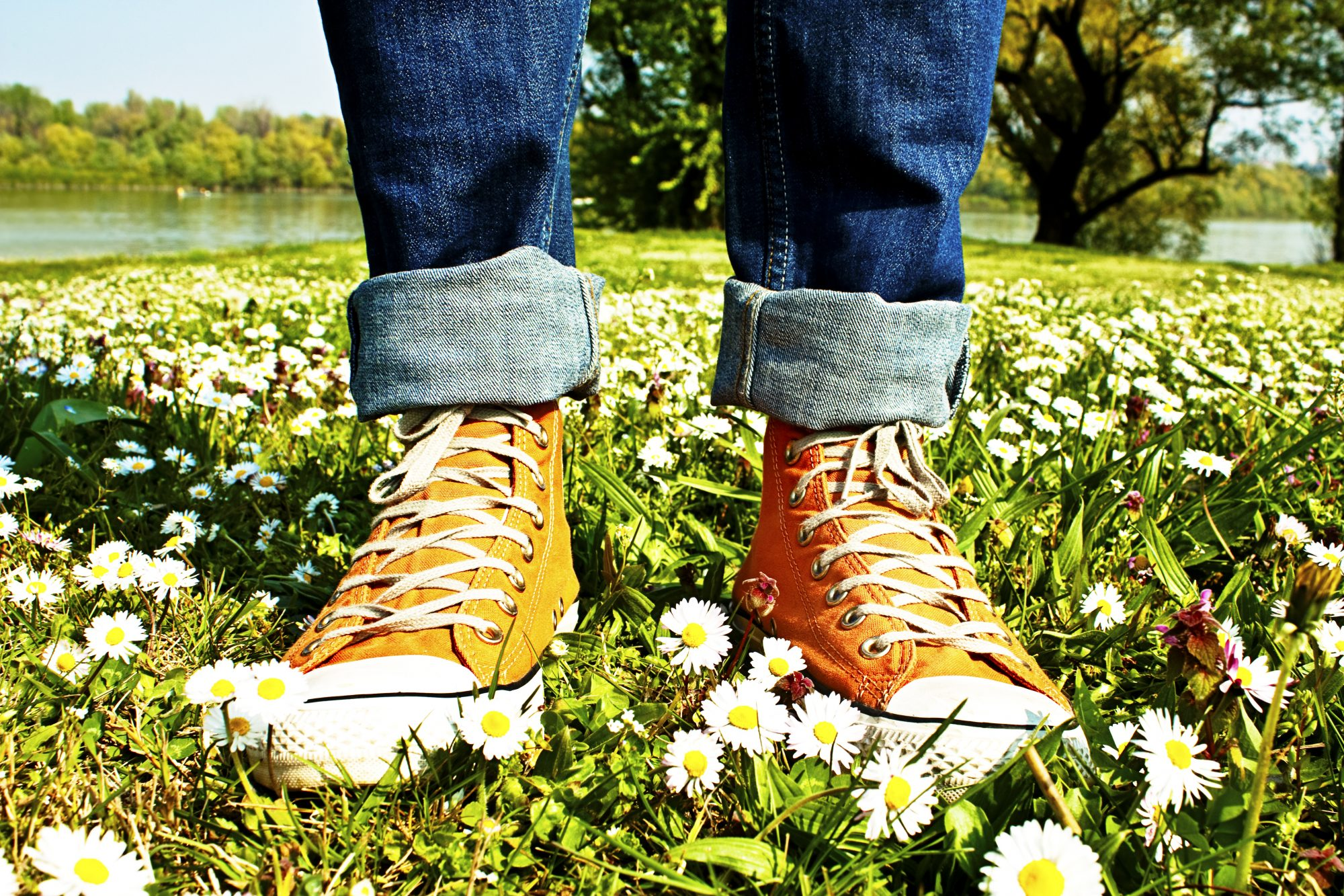 shoes-allergies-grass-flower