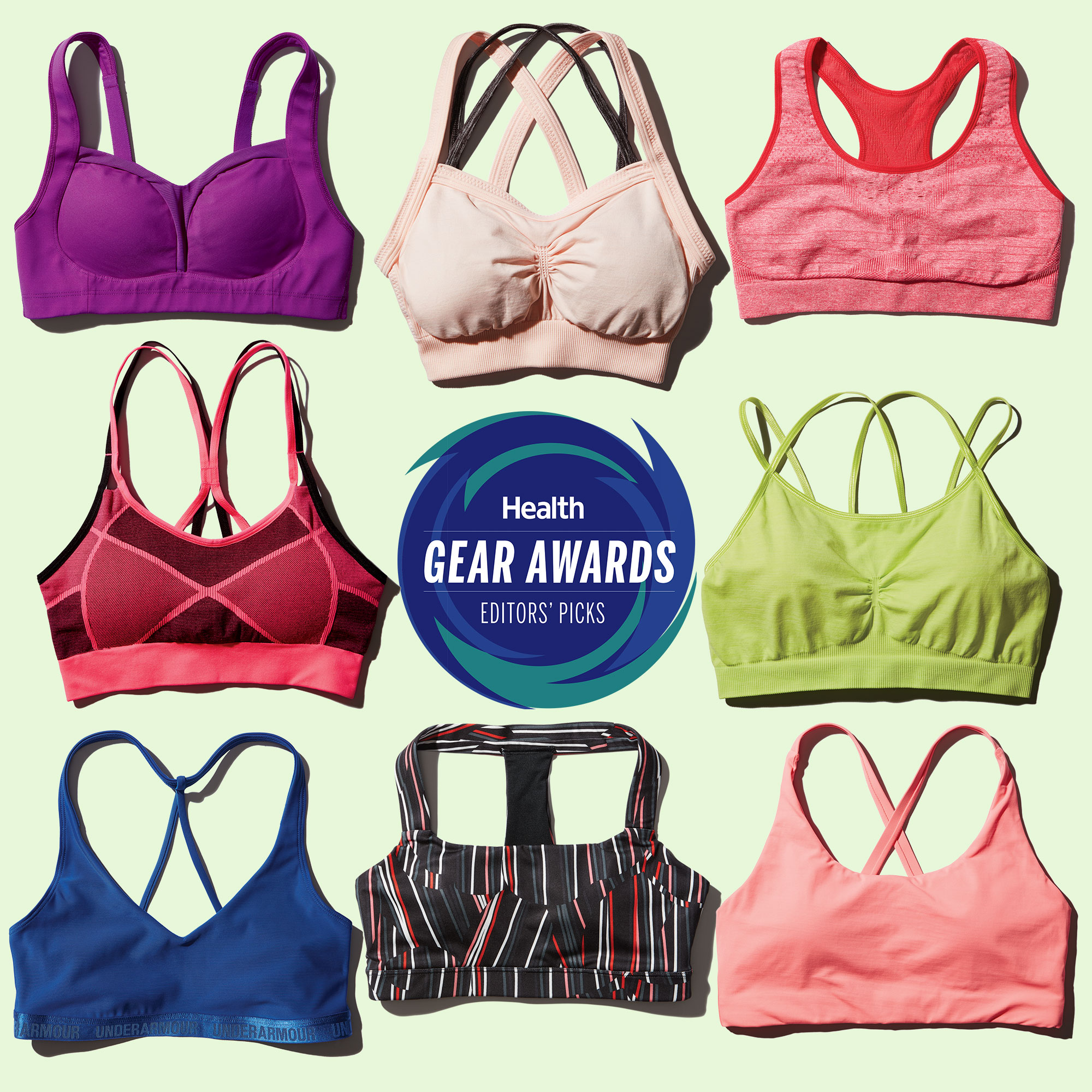 620334b3d21a2 Best Sports Bras Spring 2016 - Health