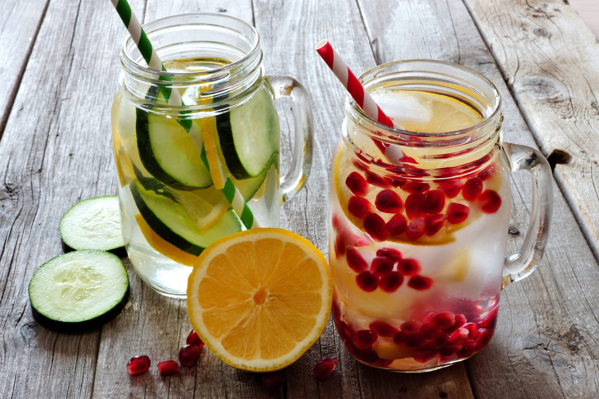 7 Infused Water Recipes That Will Make Your H20 Much Tastier and Even Healthier