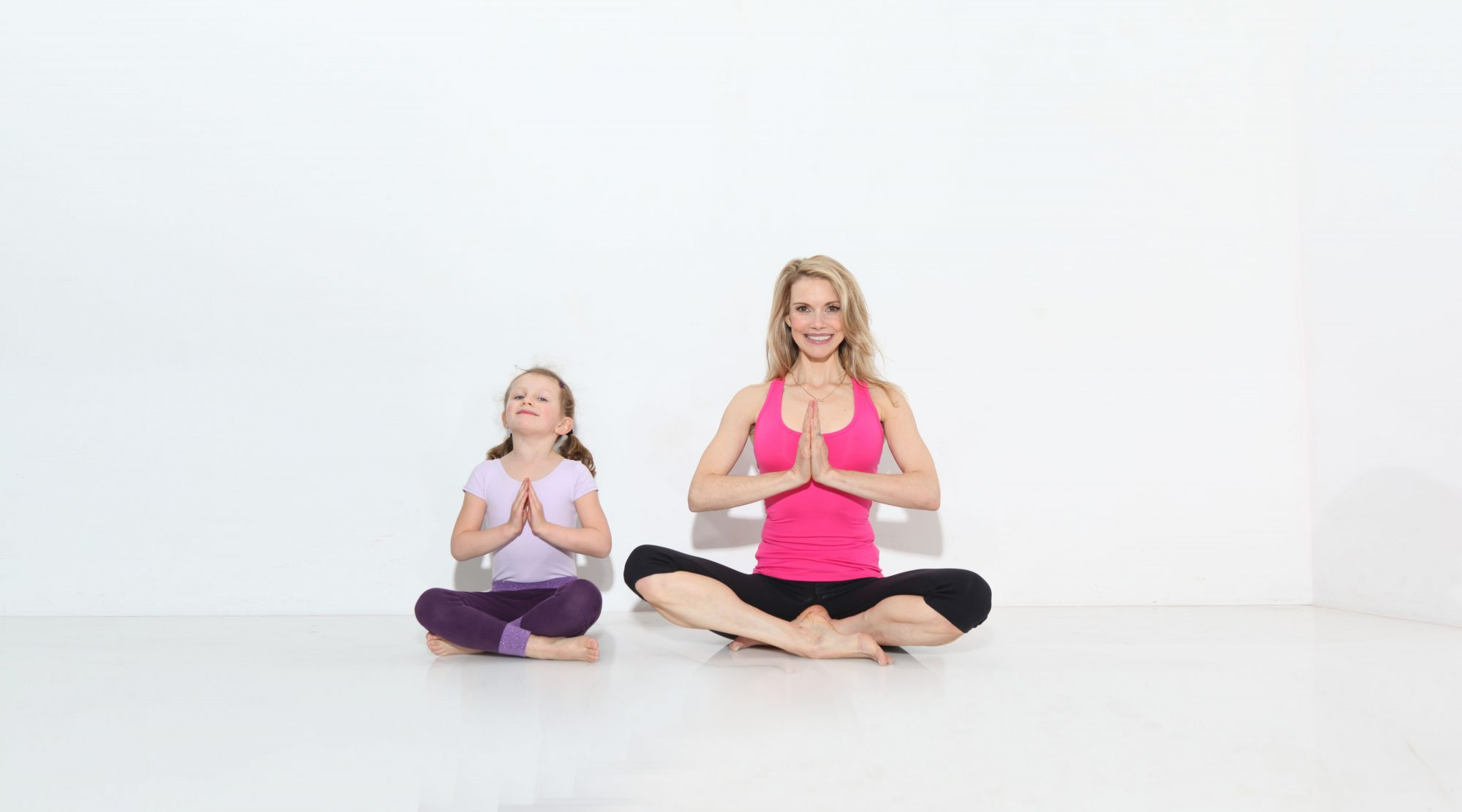 9 Yoga Poses You Can Do With Your Kids