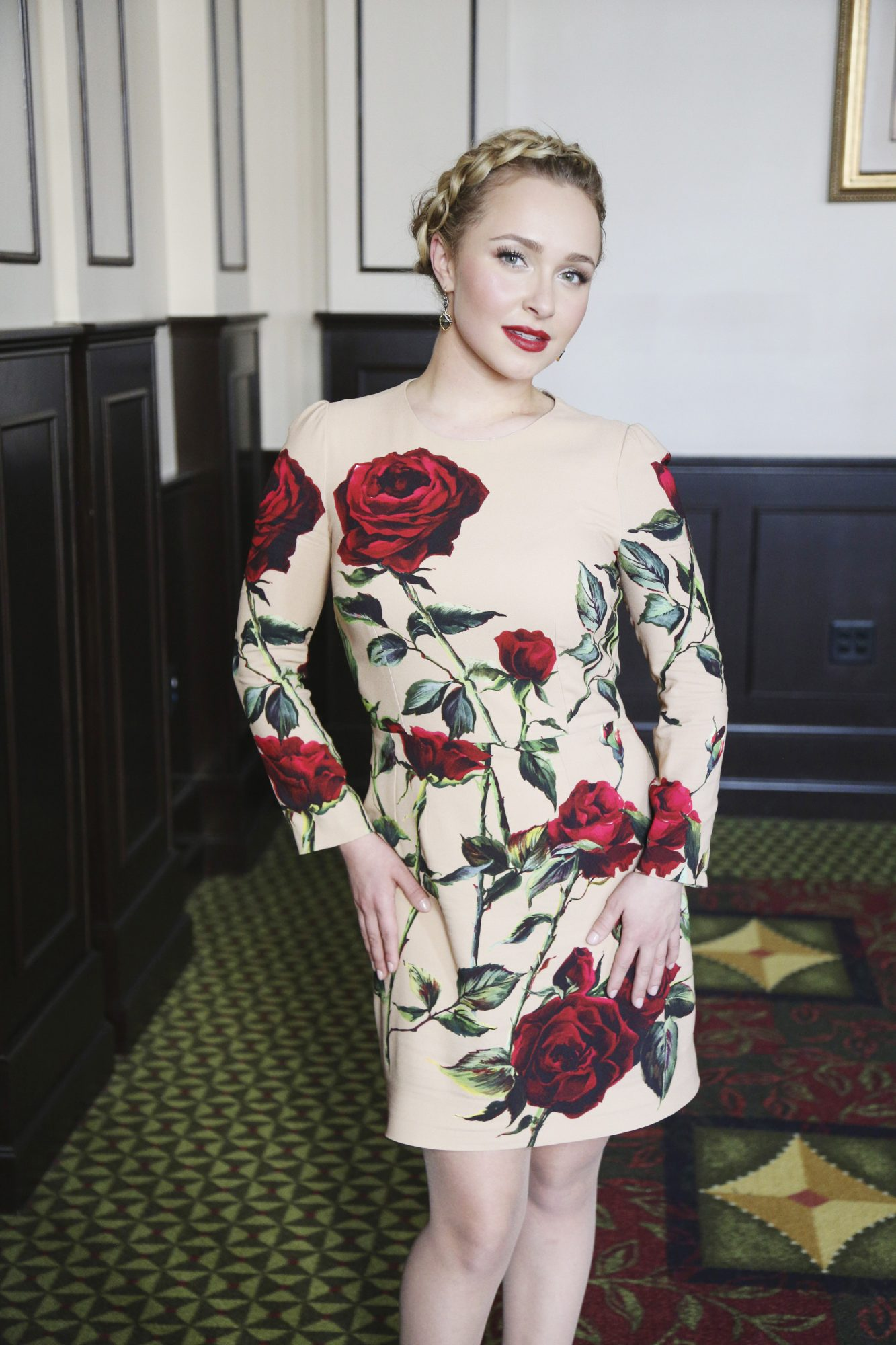 Hayden Panettiere Back in Treatment for Postpartum Depression