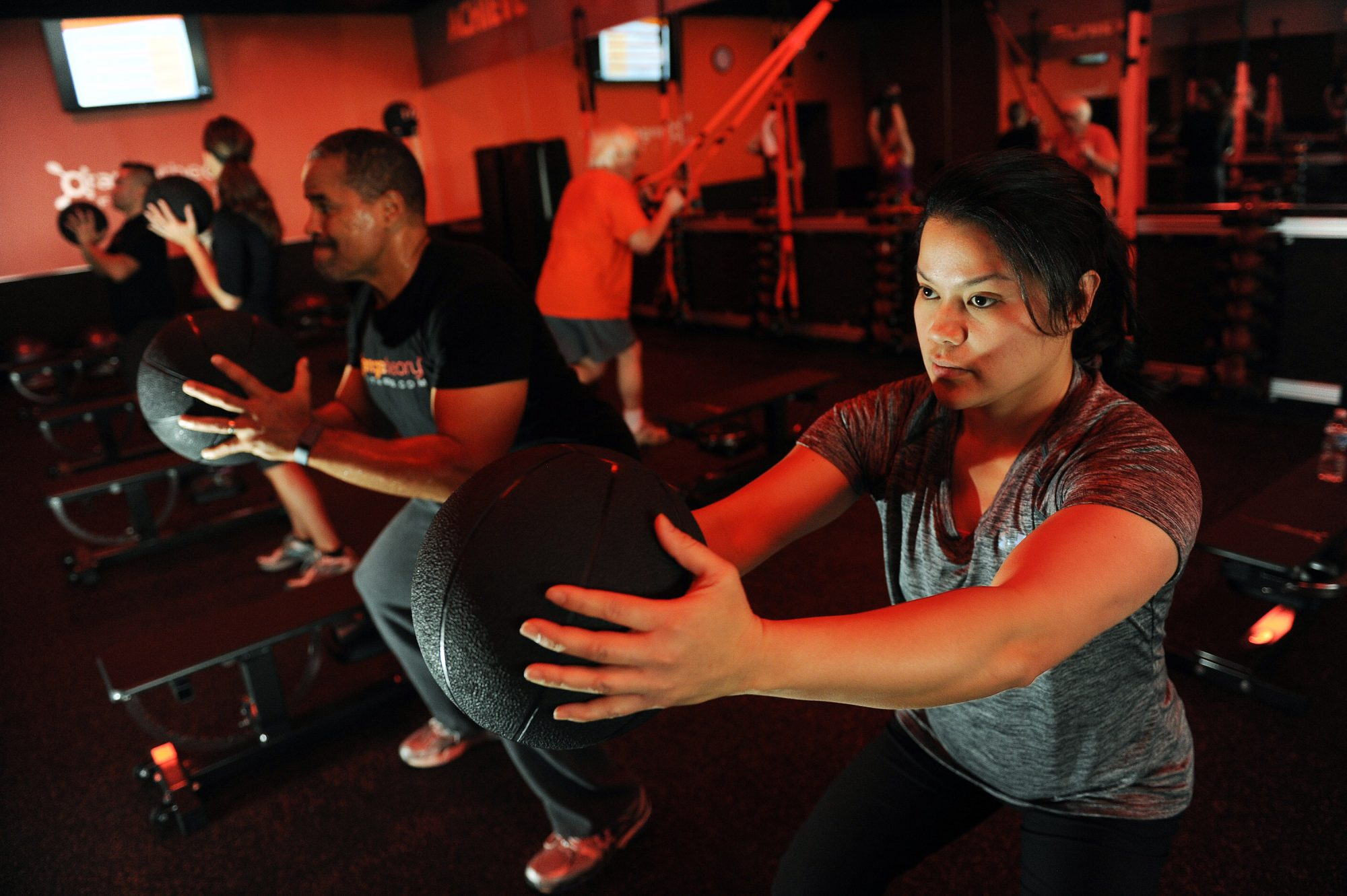 These Fitness Studios Let You Take a Class for Free