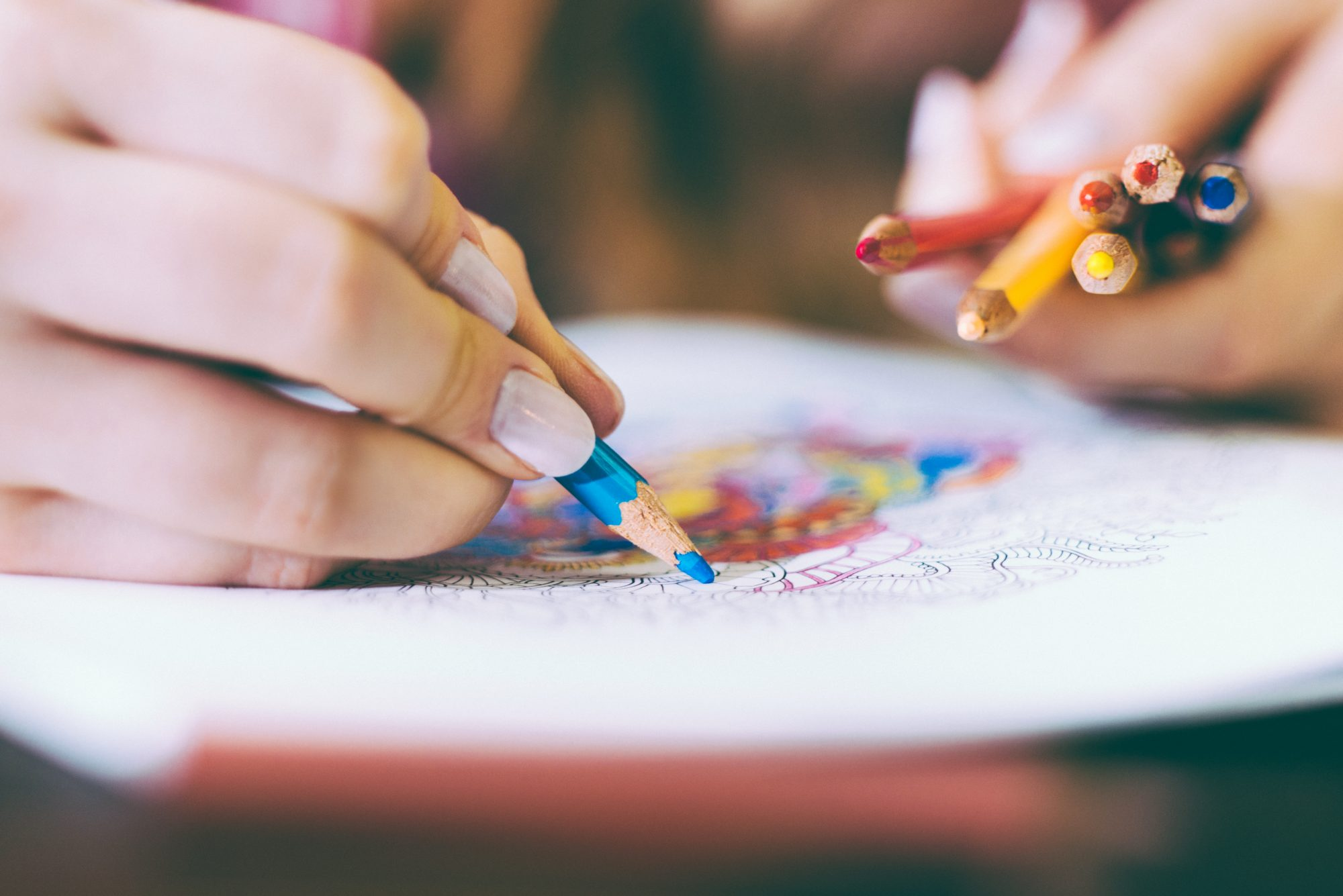 how this grown up coloring book can help you heal from grief health