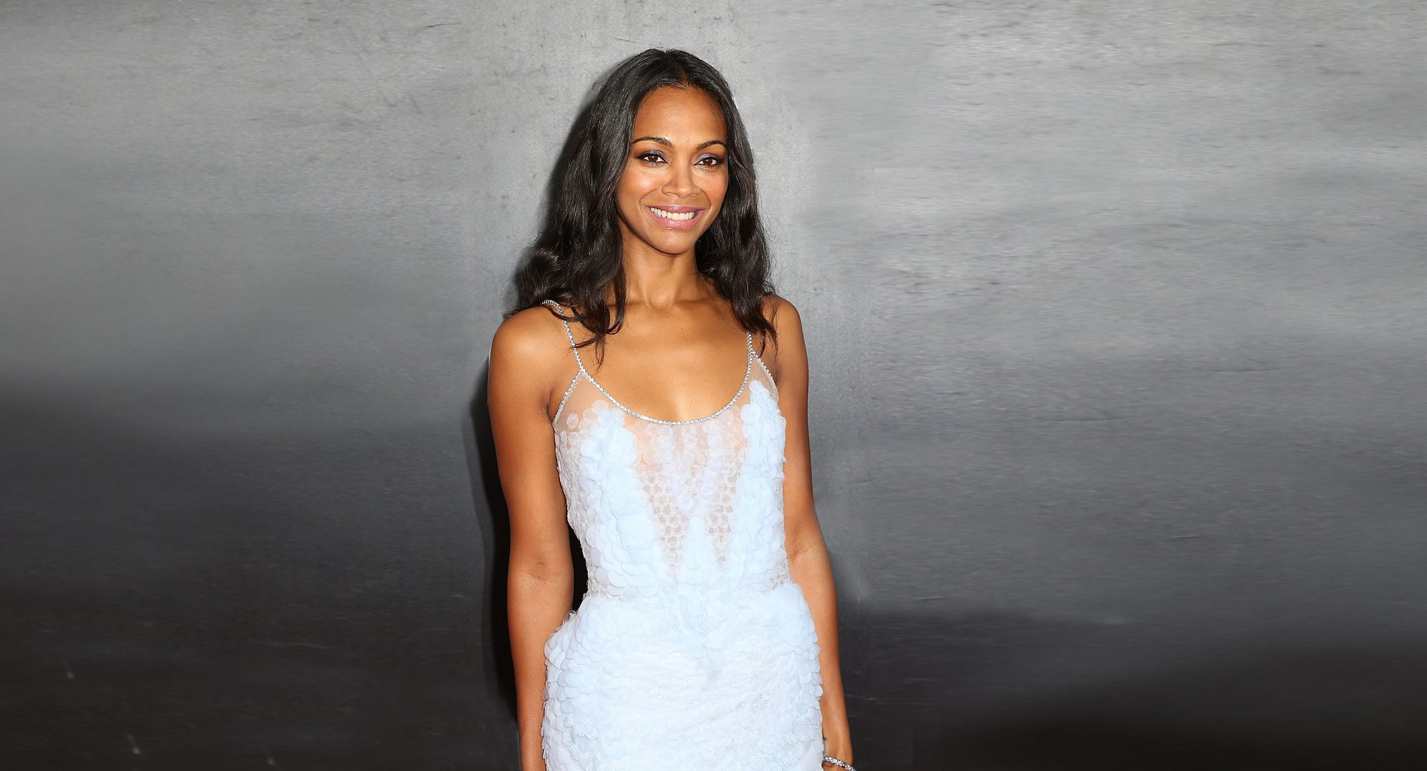Zoe Saldana Speaks Out About Her Thyroid Disease