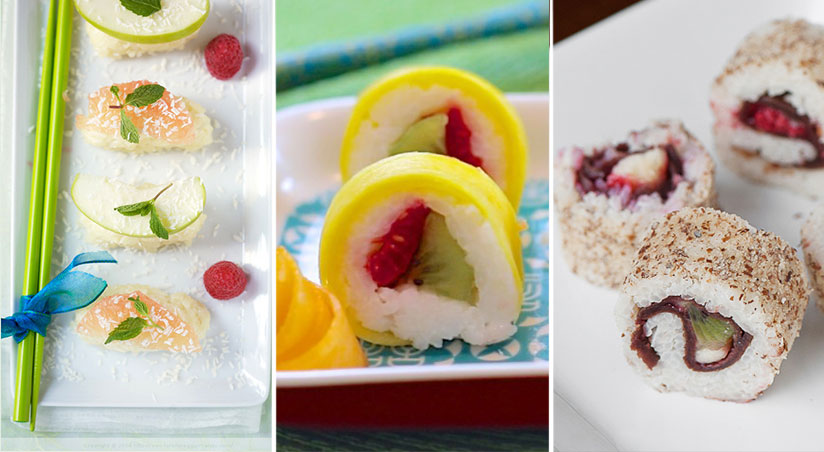 fruit sushi why is fruit healthy for you
