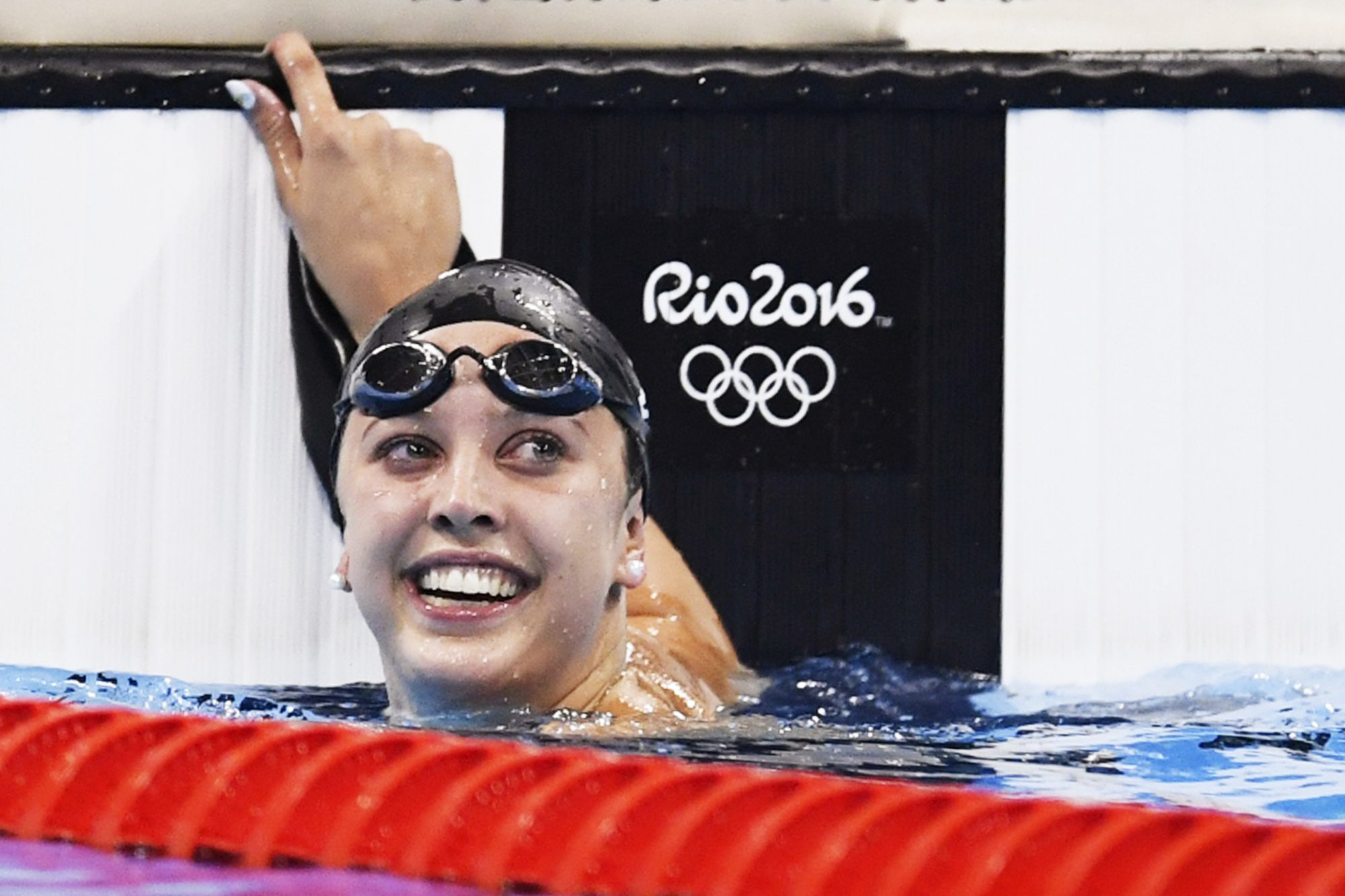 How Swimmer Kathleen Baker Overcame Crohn's Disease to Win Silver and Gold