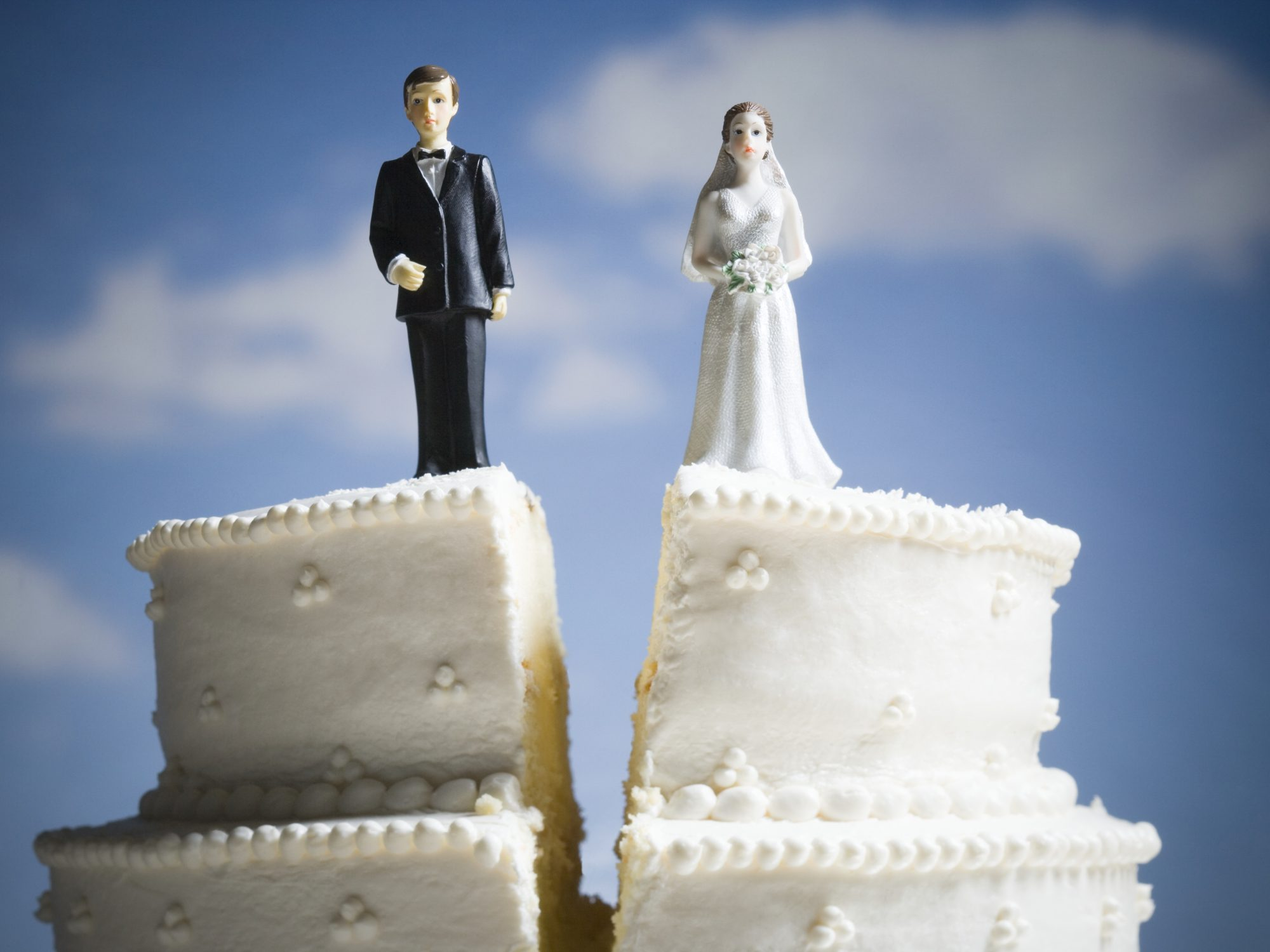 photo The Toll Divorce Can Take on Health