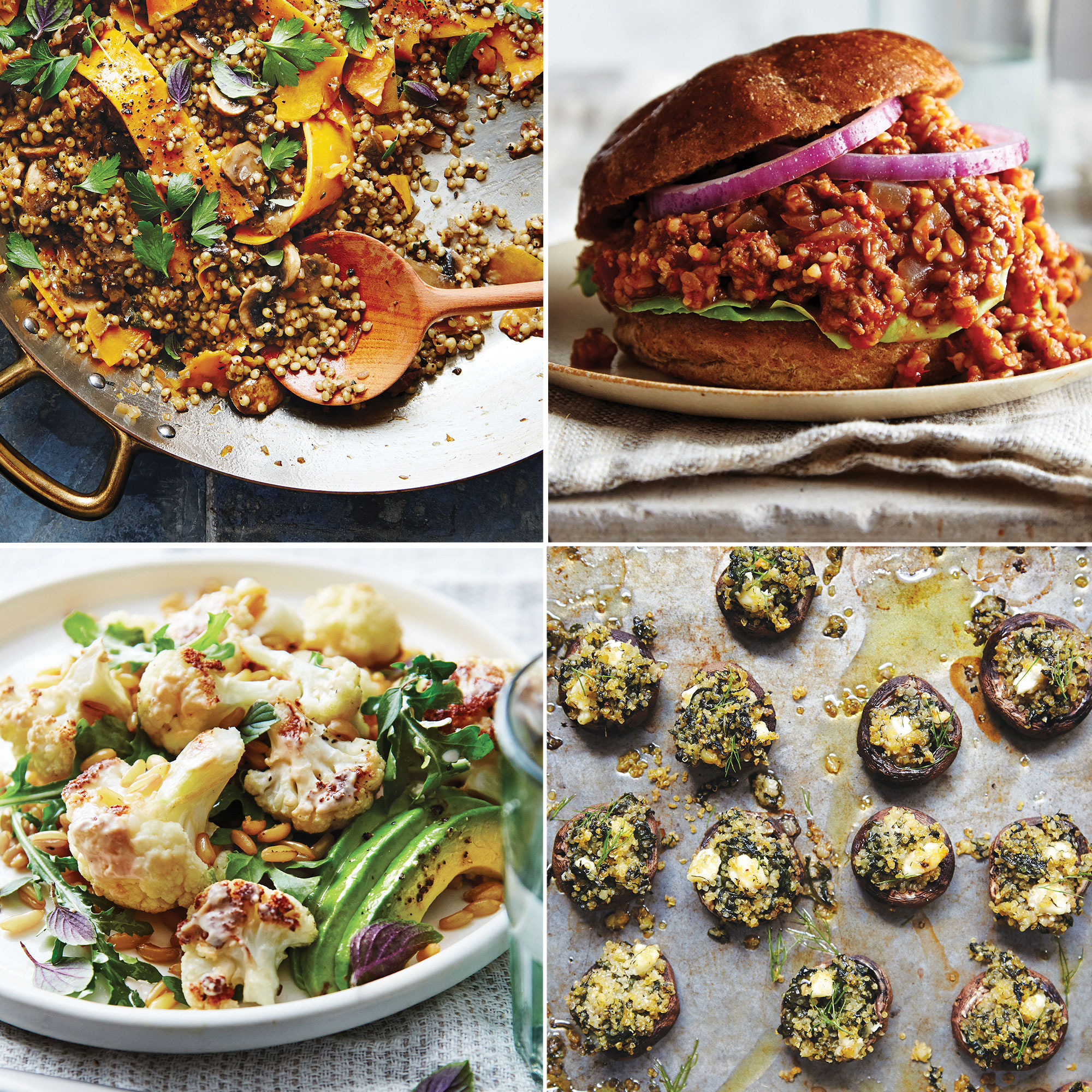 4 Delicious New Ways to Cook With Ancient Grains