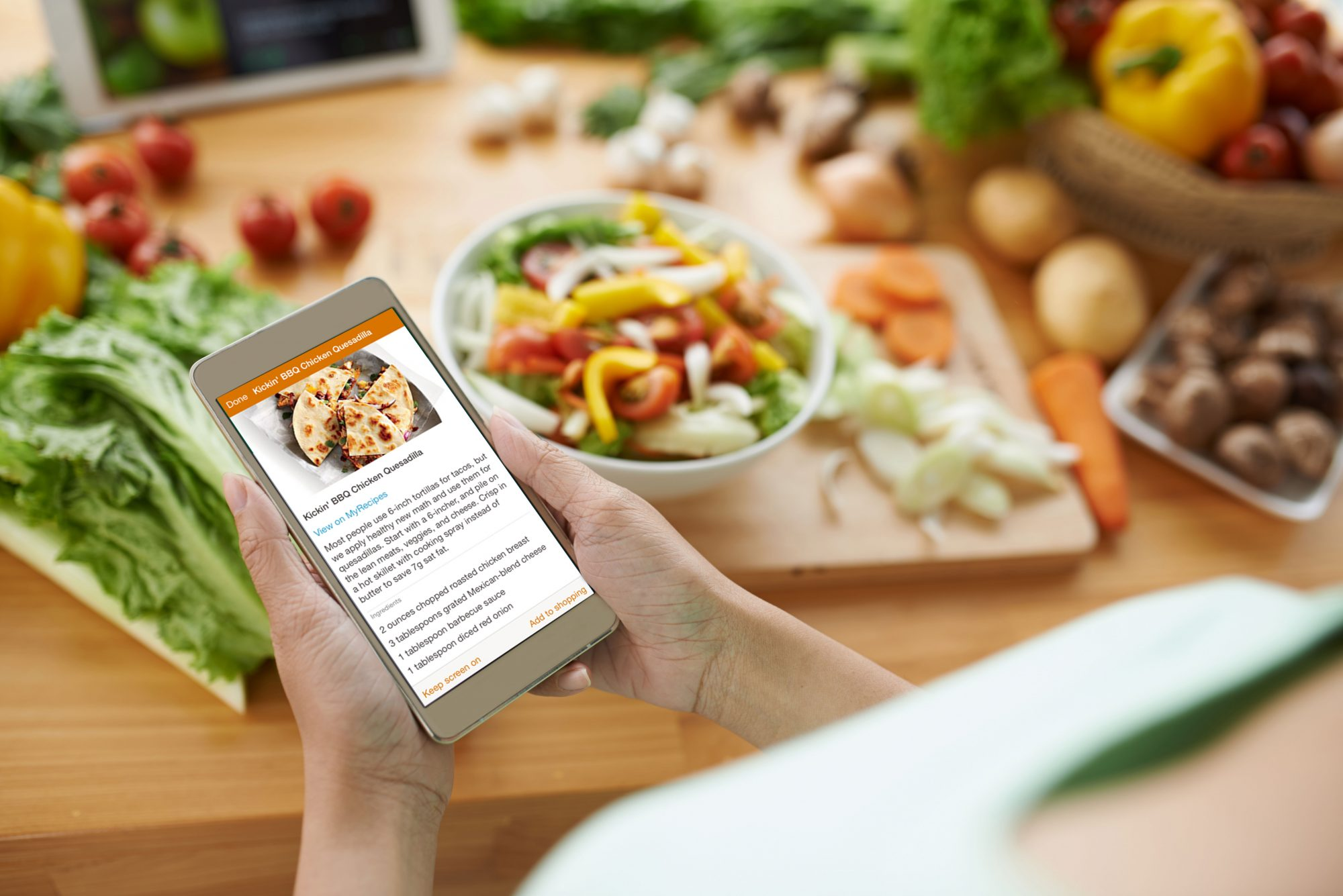 This App Takes All the Stress Out of Meal Planning