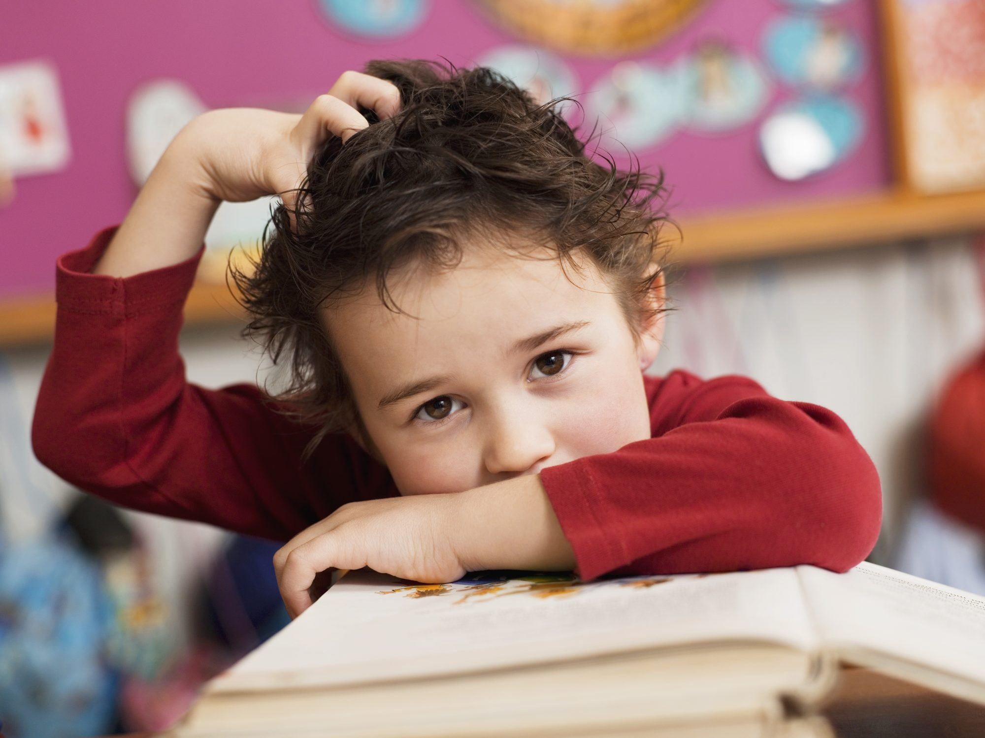 Myth: Kids with lice should be sent home from school