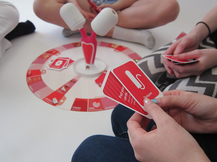 This Board Game About Periods Is Breaking the Taboo on Menstruation