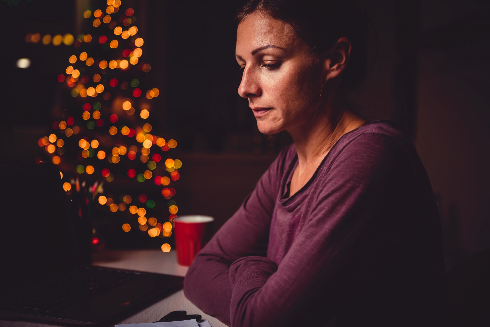 9 Signs You're Headed for a Holiday Meltdown