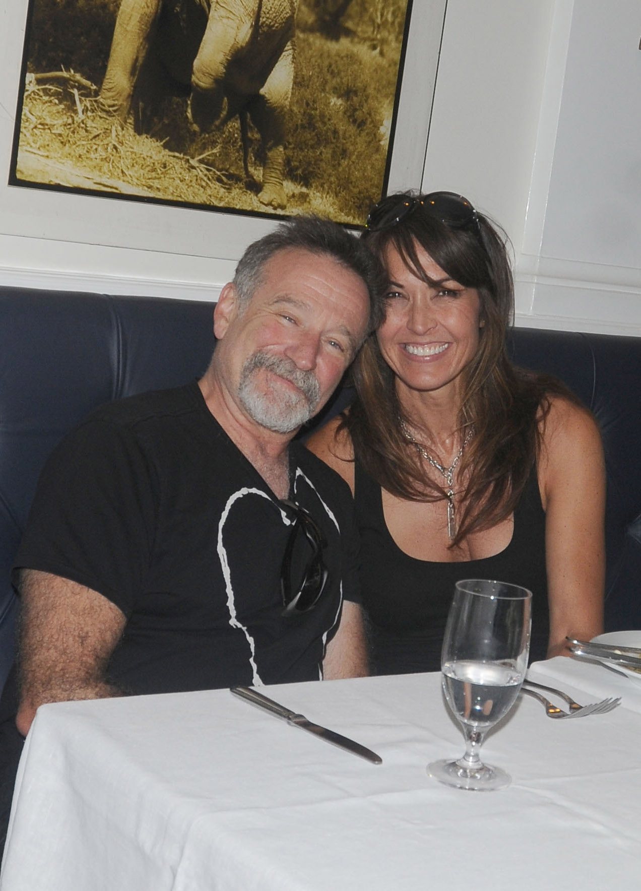 Robin Williams's Widow Explains What His Struggle With Dementia Was Really Like