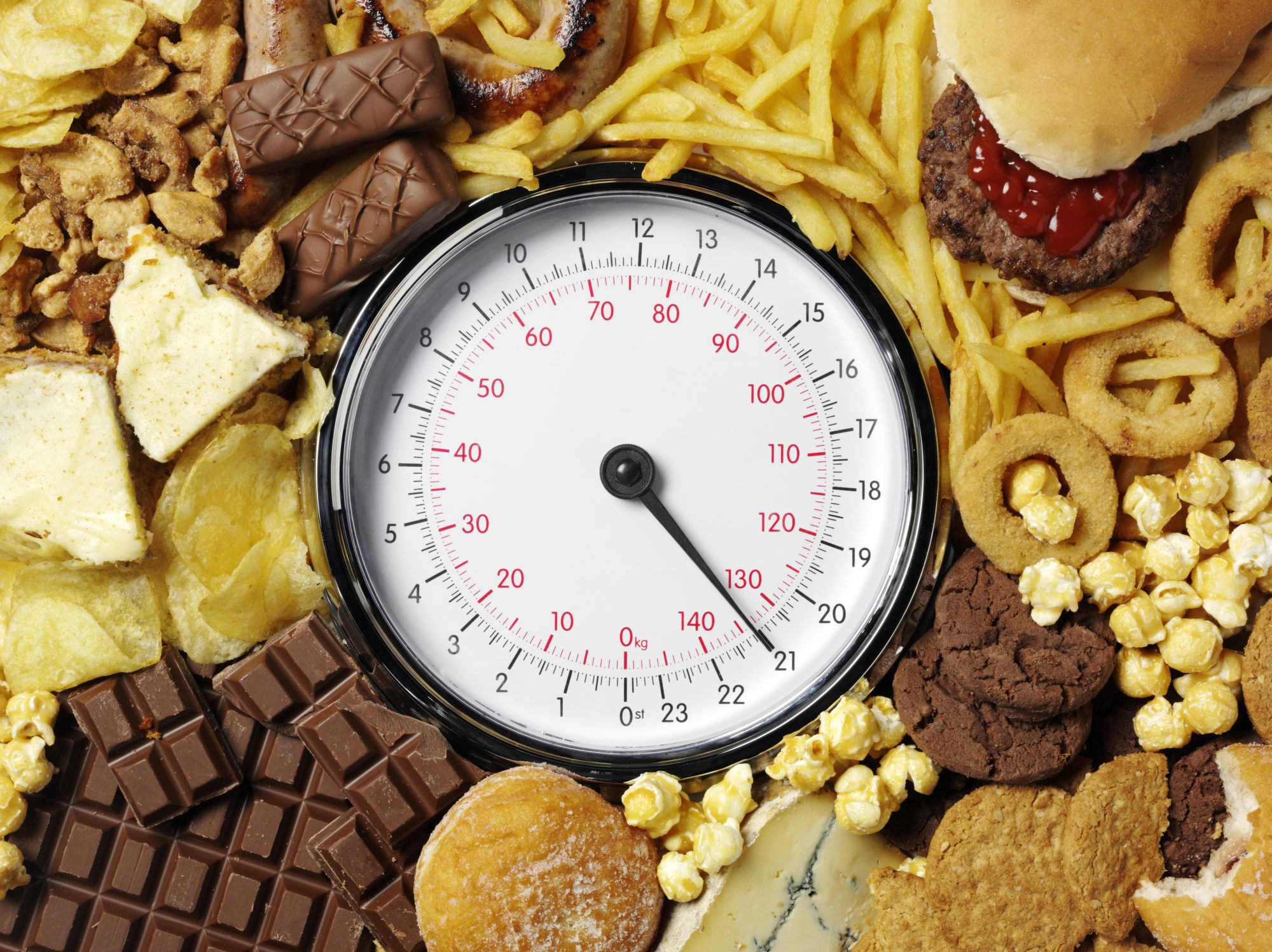 You're eating too many processed foods